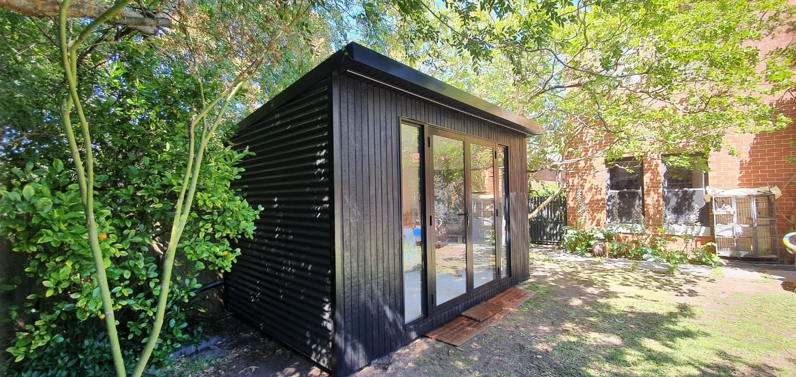 Backyard Pods