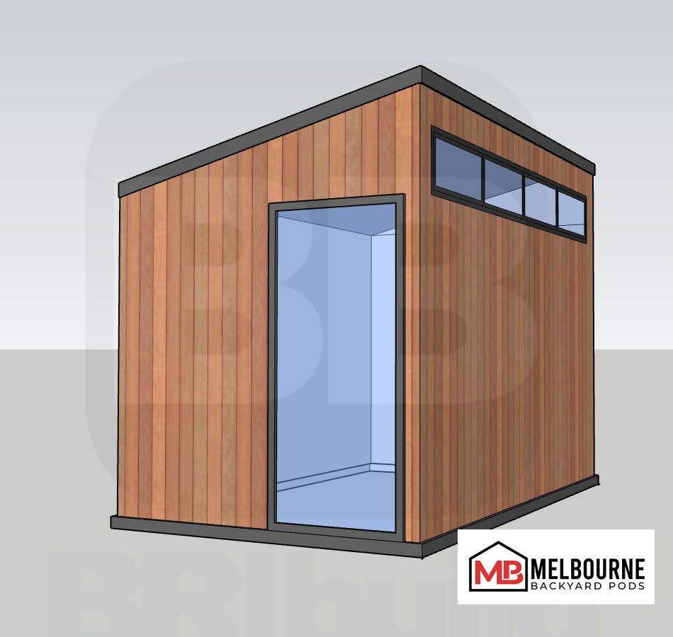 The Bundoora Backyard Pod