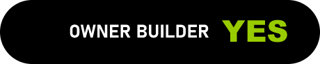 Owner Builder Garden Studio
